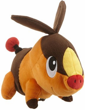 Pokemon - Transforming Poke Ball Tepig