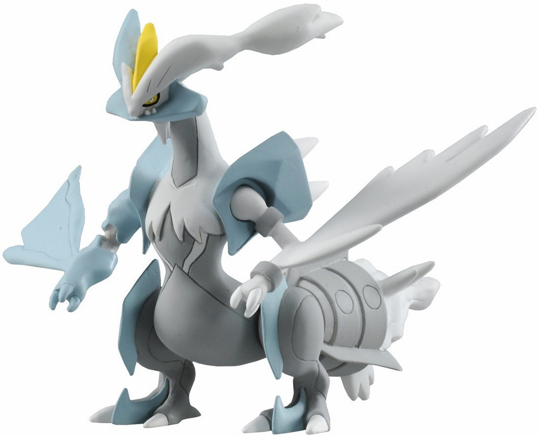 Pokemon - White Kyurem
