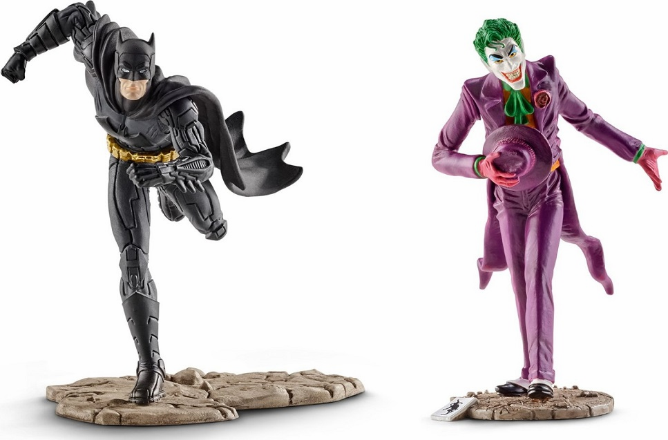 Schleich - Batman vs. The Joker