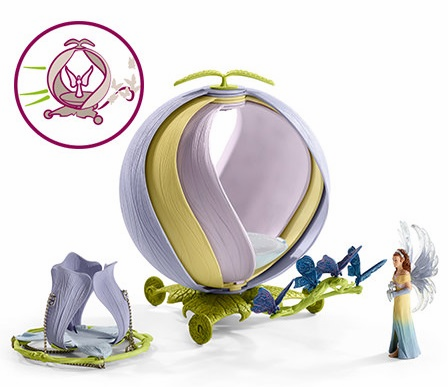 Schleich - Bayala - Enchanted Flower Balloon