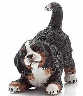 Schleich - Bernese Mountain Dog Puppy