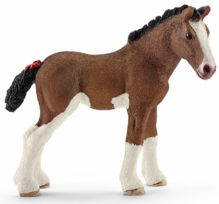 Schleich - Clydesdale Foal