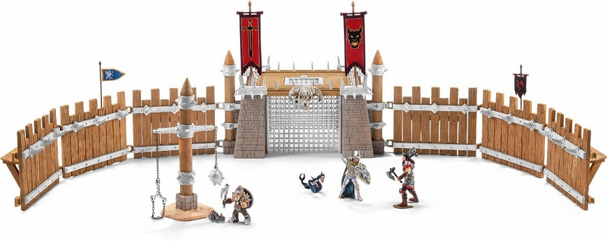 Schleich - Eldrador - Battle Arena with Accessories