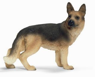 Schleich - German Shepherd Female