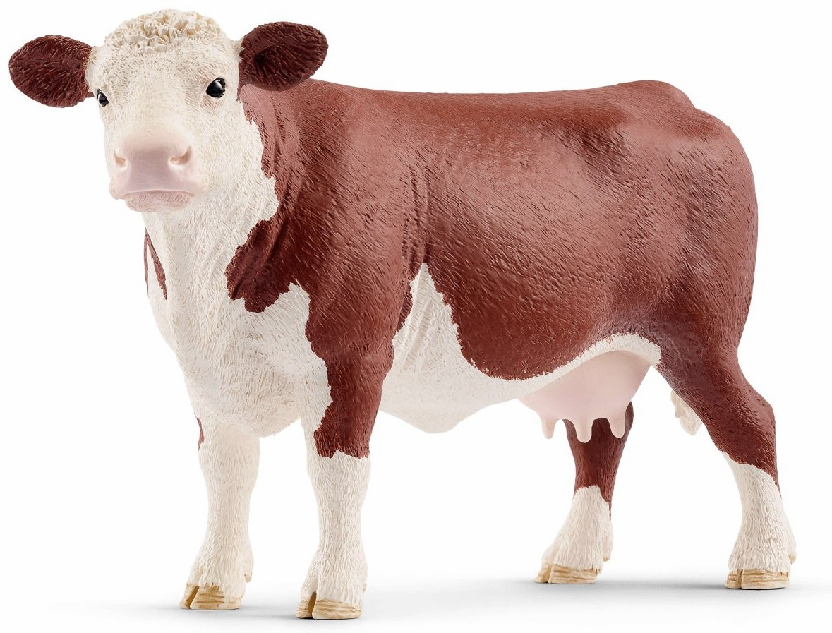 Schleich - Herford Cow
