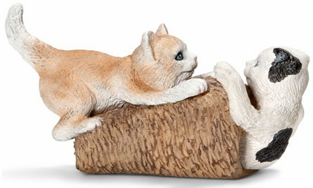 Schleich - Kittens - Playing