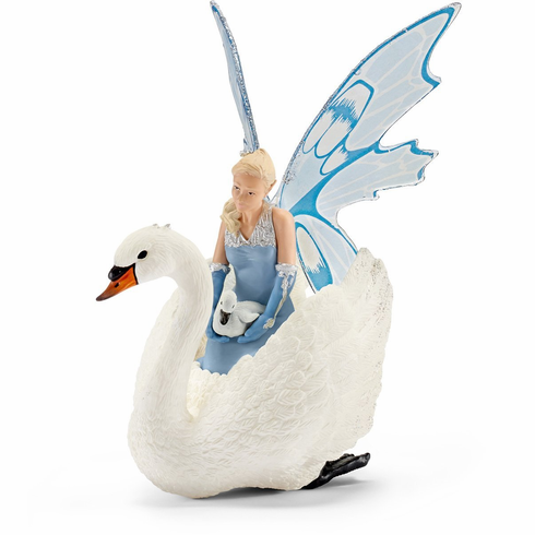 Schleich - Larinya on Swan