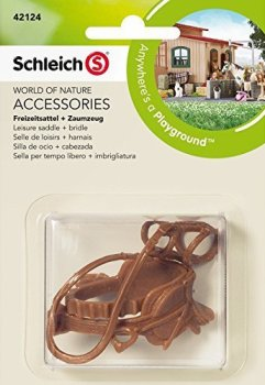 Schleich - Leisure Saddle and Bridle