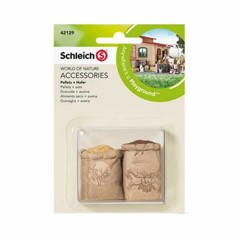 Schleich - Pellets and Oats