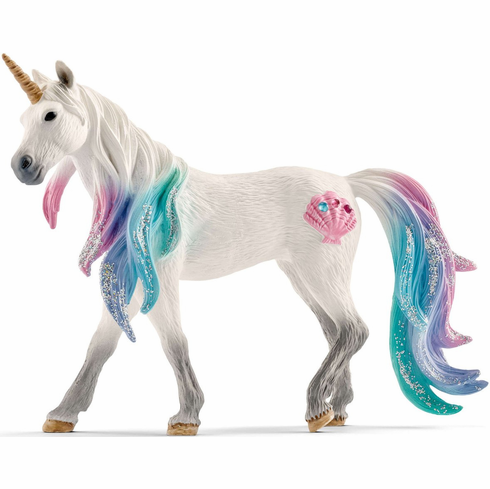 Schleich - Sea Unicorn Mare