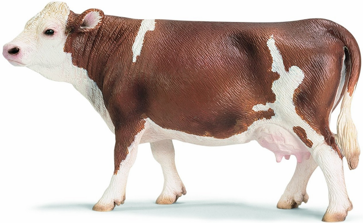 Schleich - Simmental Cow - Original