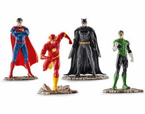 Schleich - The Justice League Set