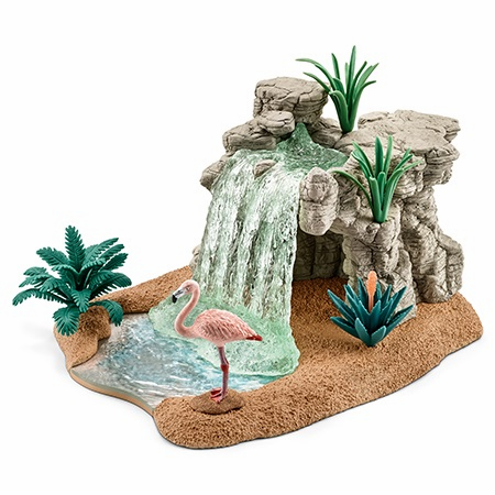 Schleich - Waterfall
