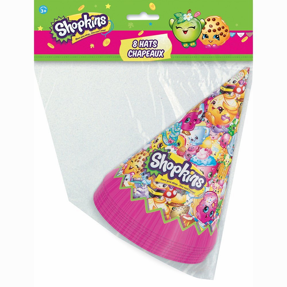 Shopkins - Party Hats
