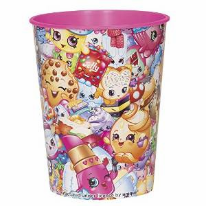 Shopkins - Plastic Cups