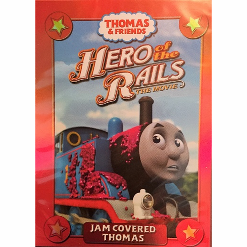 Thomas Trading Cards - Pack of 3 Assorted Cards