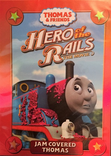 Thomas Trading Cards - Pack of 3 Cards