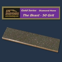 "Gold Series ""The Beast""  50-Grit Diamond Hone"