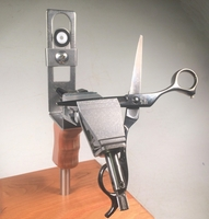 New! KME Scissor and Shear Sharpening Attachment