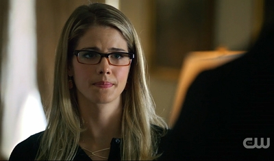 """02x06 """"Keep your enemies closer"""" - Felicity in Russia"""
