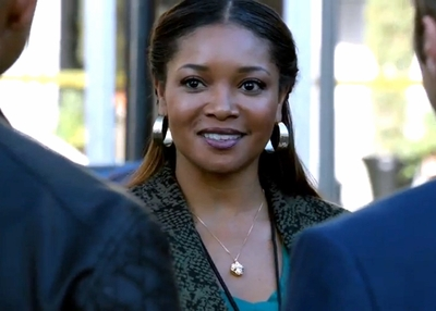 06x21 Law and Boarder - Lanie