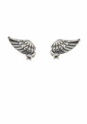 Angel Wing Post Earrings