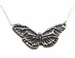 Butterfly Metamorphosis Necklace -- NA