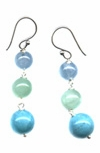 Calm Blues Earrings