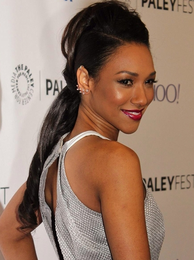 Candice Patton - Paleyfest 2015