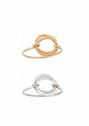 Clustered Circle Ring