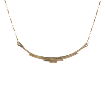 Deco Bar Necklace