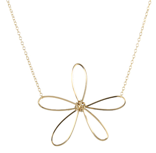 Dianne's Daisy Necklace