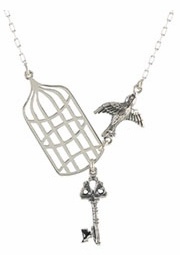 Fly Free Necklace