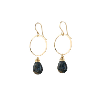 Goddess Drop Earrings