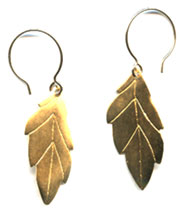 Lazy Leaves Earrings