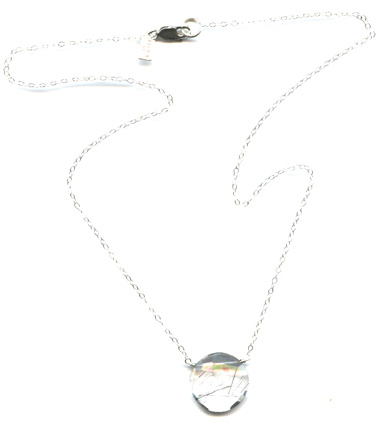 Light as Air Necklace
