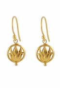Lotus Serenity Earrings