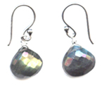 Love Labradorite Earrings