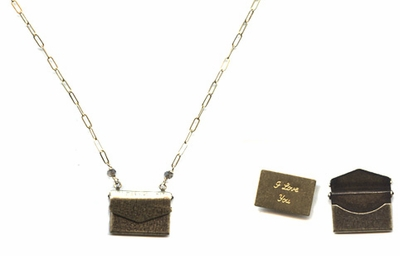 Love Letter Necklace
