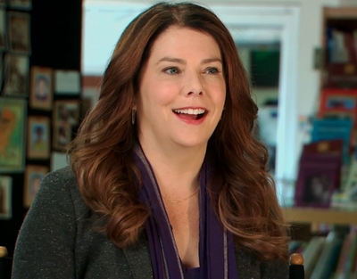 Middle School Movie - Lauren Graham