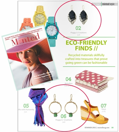 Minted Magazine Summer 2012
