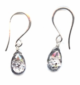 Moss Amethyst Sparkler Earrings -- NA