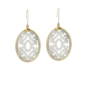 Moonbeam Earrings