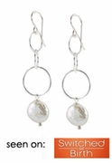 O Pearl Earrings