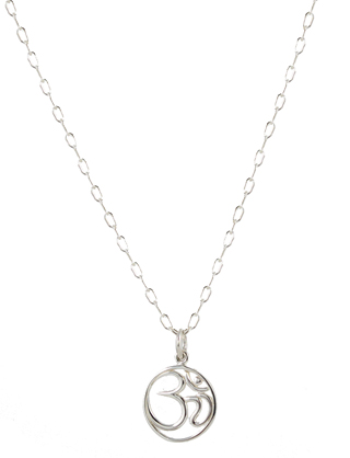 Om Serenity Necklace