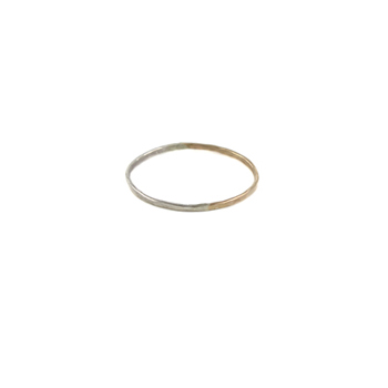 Ombre Metal Ring