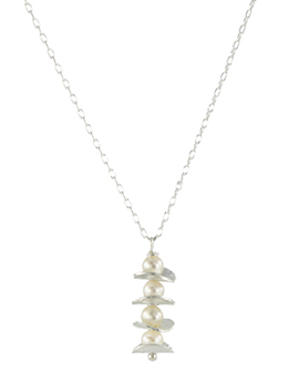 Pearl Stack Necklace
