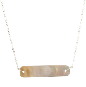 Shell ID Necklace