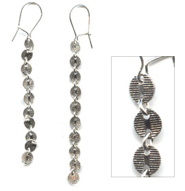 Slinky Disks Earrings