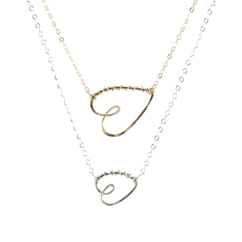 Have a Heart Necklace - Seen on Pretty Little Liars